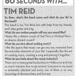 60 Seconds - Tim Reid - Beat